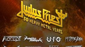 Rock Fest Barcelona 2020 confirma a Judas Priest, UFO, Angelus Apatrida…