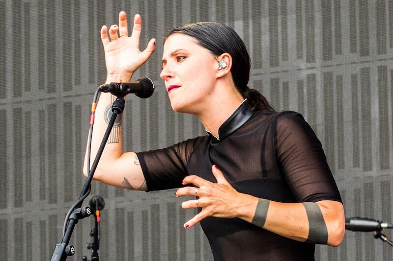 Sharon Van Etten - Mad Cool 2019
