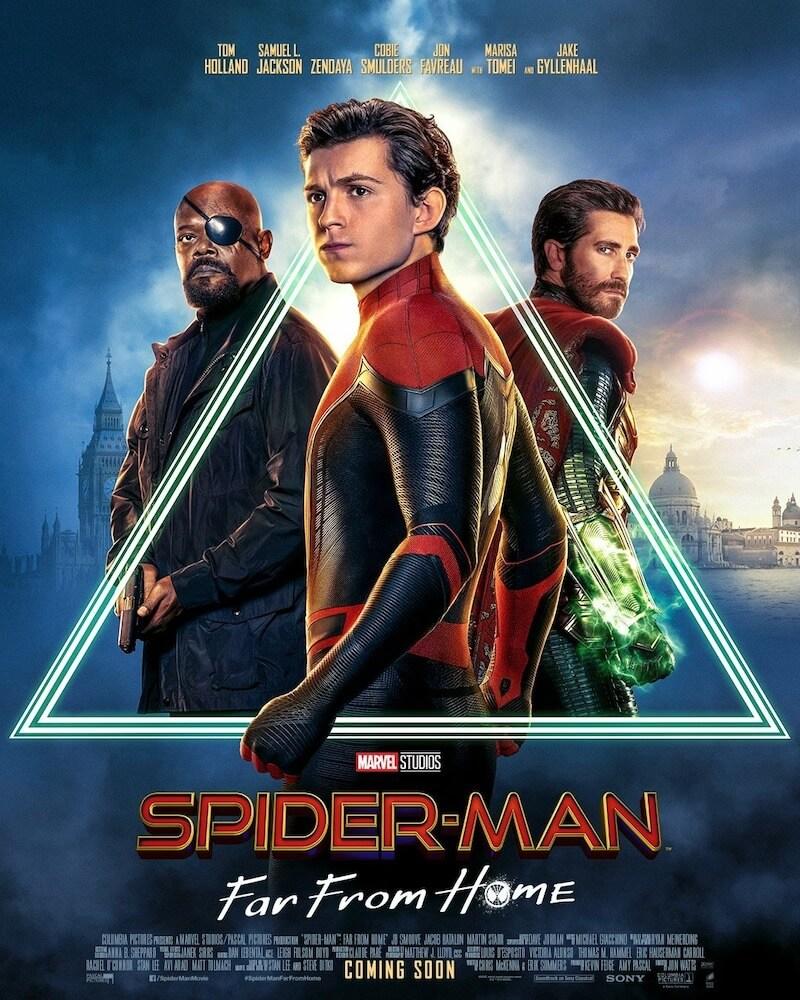 Banda Sonora de Spider-Man: Lejos de casa