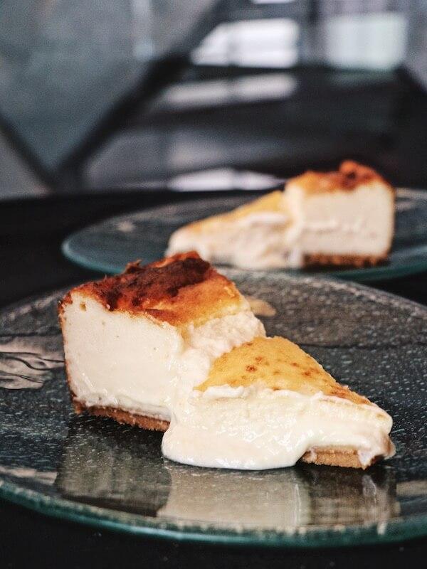 Carbón Negro - Mejores tartas de queso en Madrid