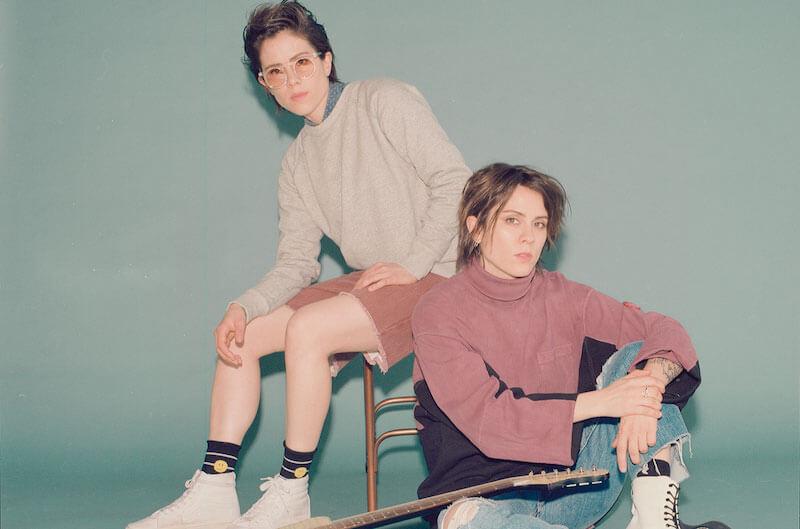 Tegan and Sara (2019)