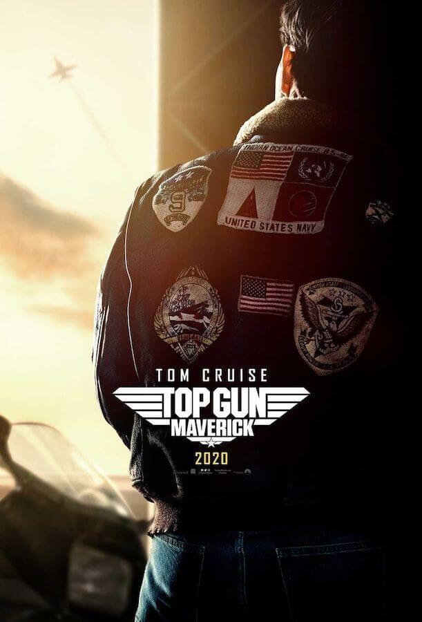 Top Gun: Maverick - Poster oficial