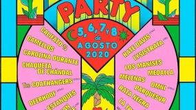 CanelaParty 2020 suma 17 nombres a su cartel