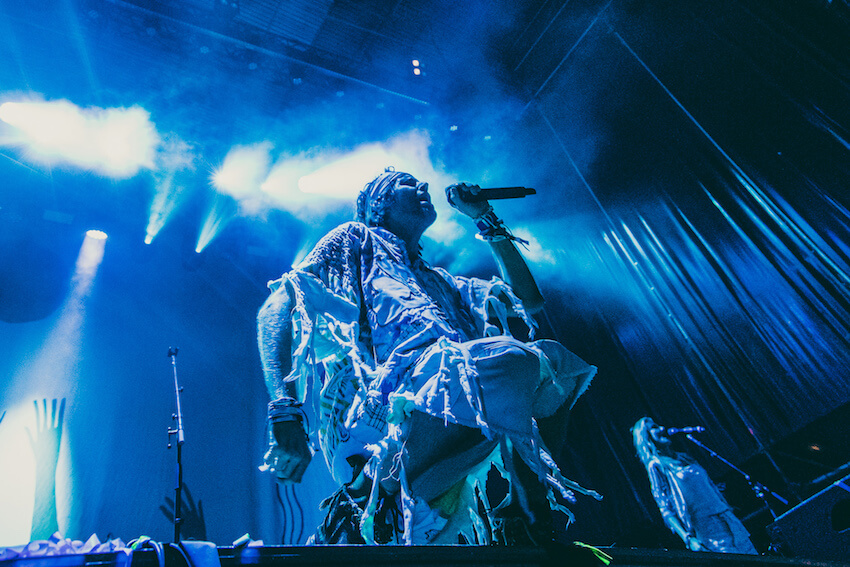 Crystal Fighters - Sonorama Ribera 2019