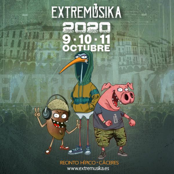 Festival Extremúsika 2020