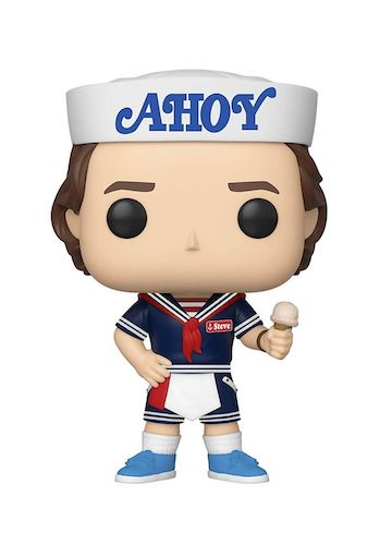 Steve - Stranger Things - Funko Pop