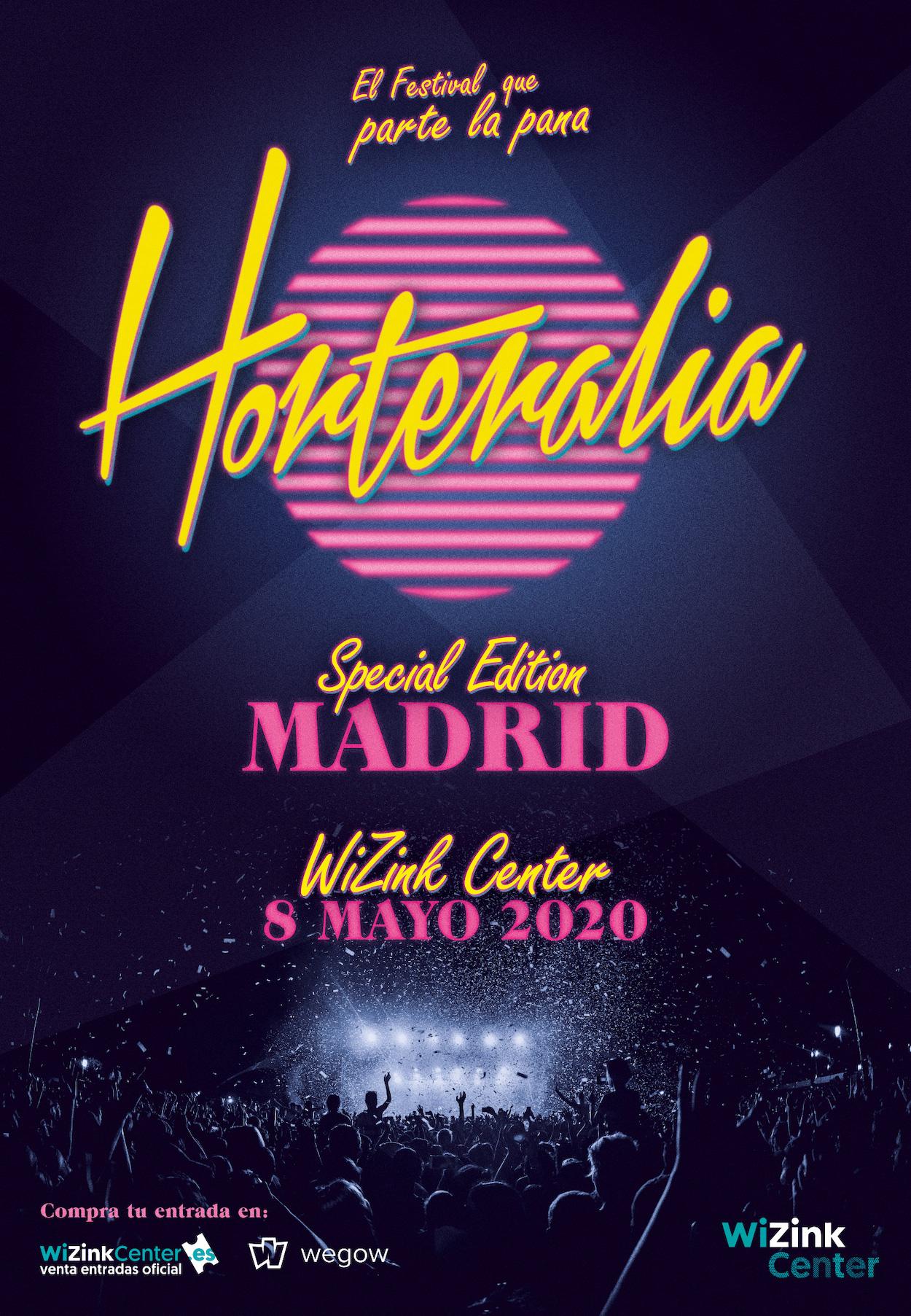 Horteralia 2020 : Conciertos