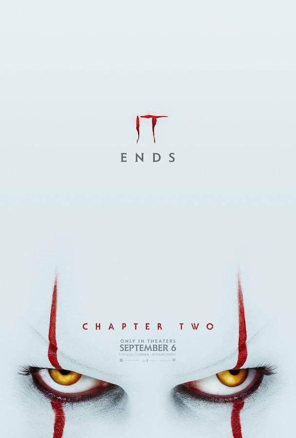 IT: Capítulo 2 - Póster