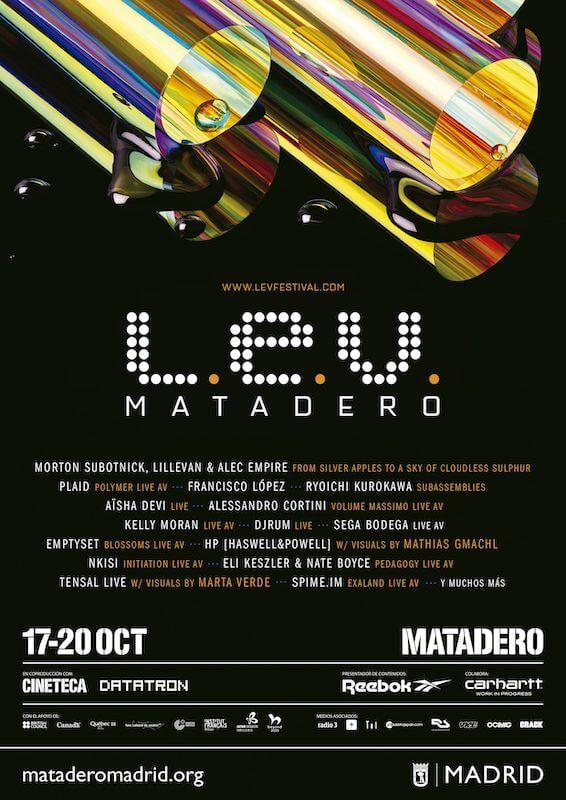 L.E.V. MATADERO 2019