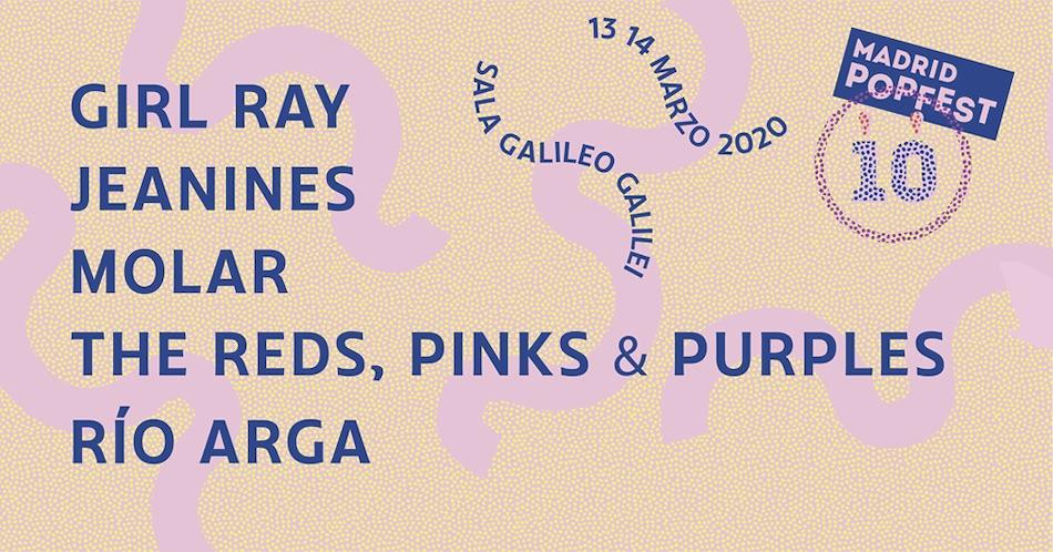 Madrid Popfest 2020