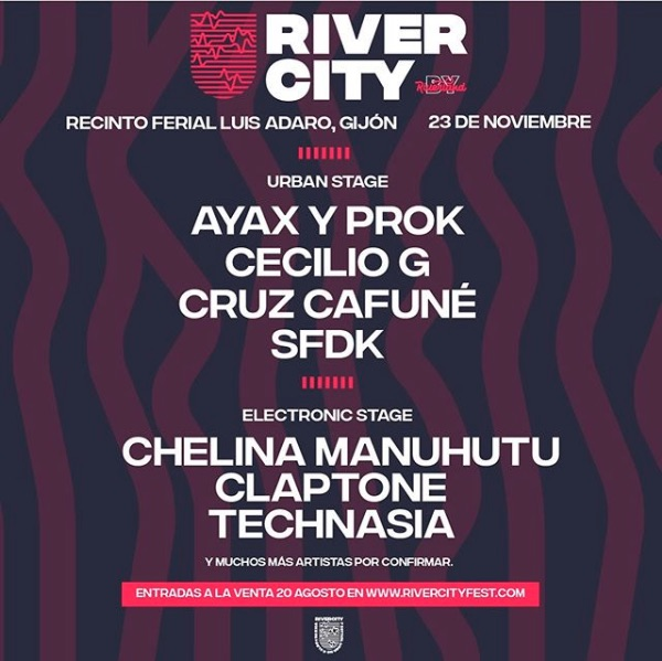 Cartel del River Fest 2019