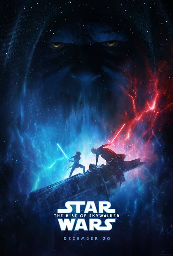Póster de The Rise of Skywalker