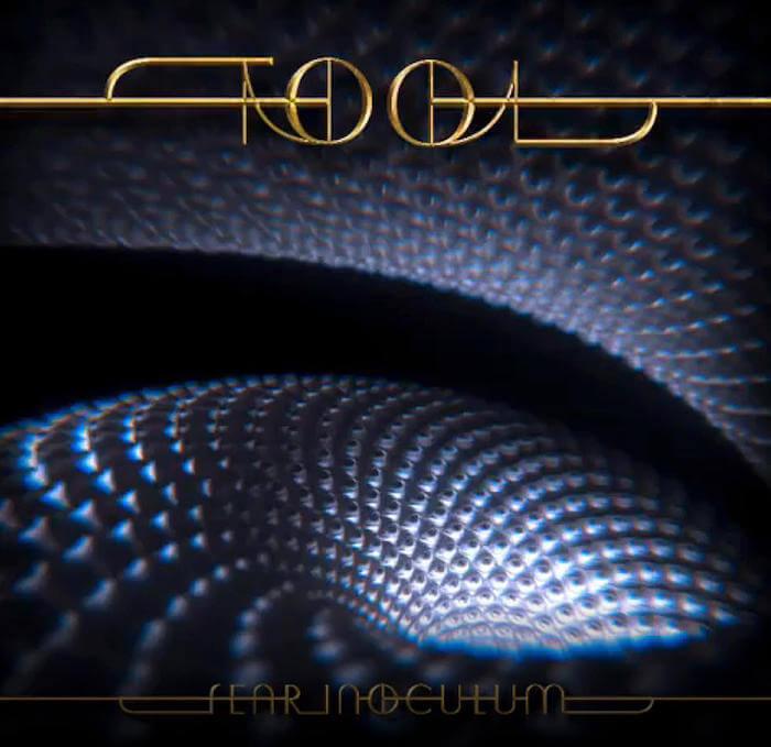 Fear Inoculum - Tool (Portada)