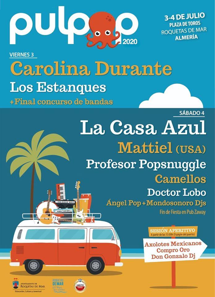 Cartel Festival Pulpop 2020