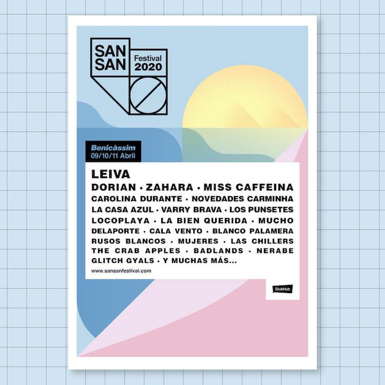 Cartel San San Festival 2020