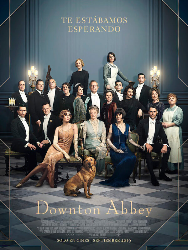 Película Downton Abbey - Banda Sonora