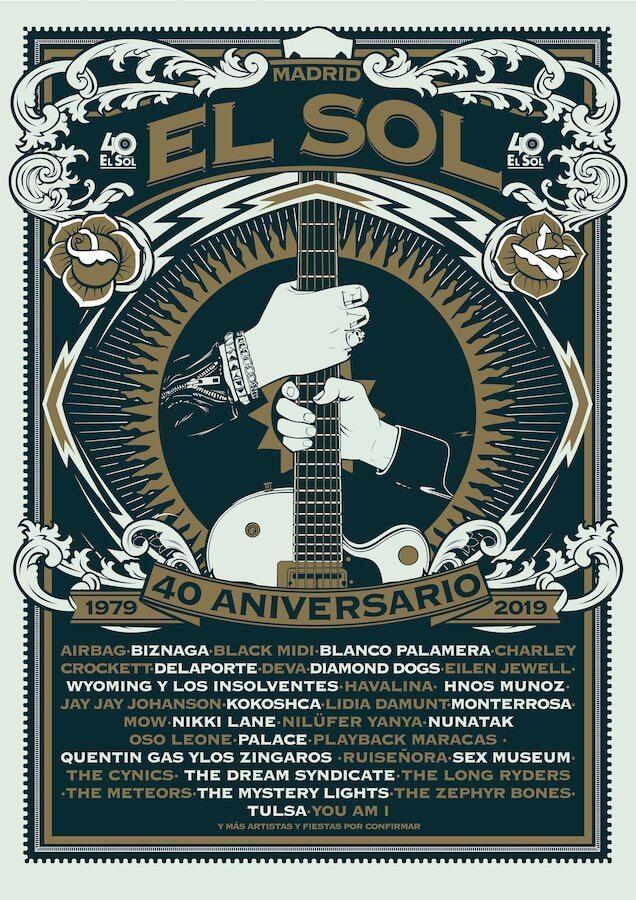El Sol - 40 aniversario