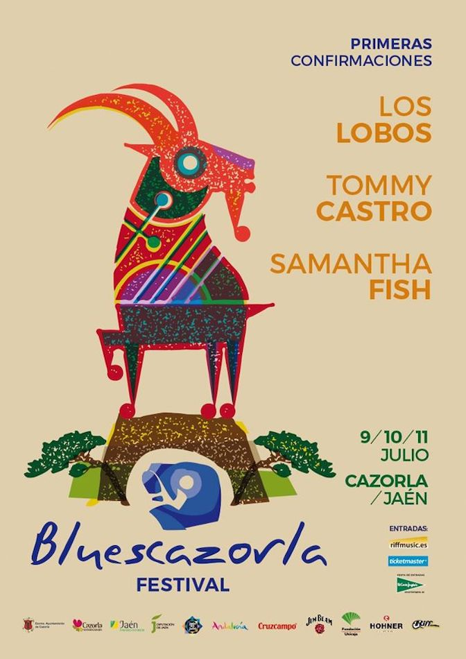 Festival Cazorla Blues 2020