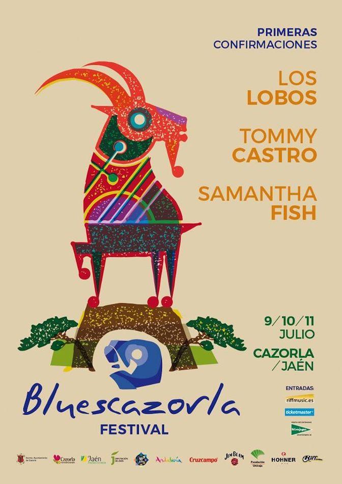 Festival Cazorla Blues 2020