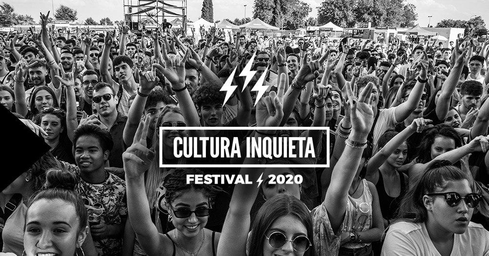 Festival Cultura Inquieta 2020