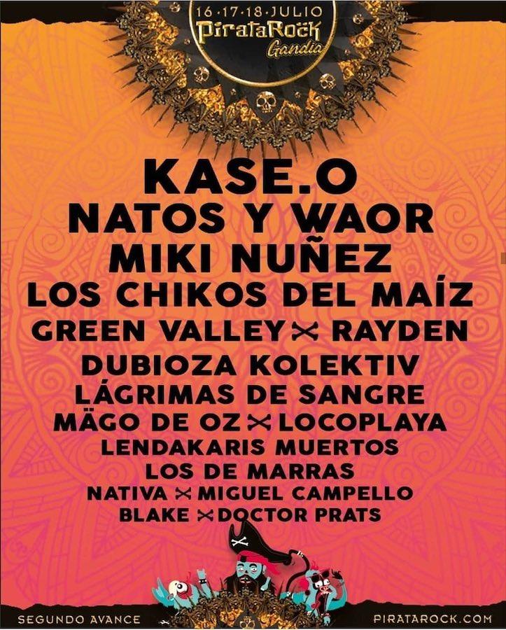 Festival Pirata Rock 2020