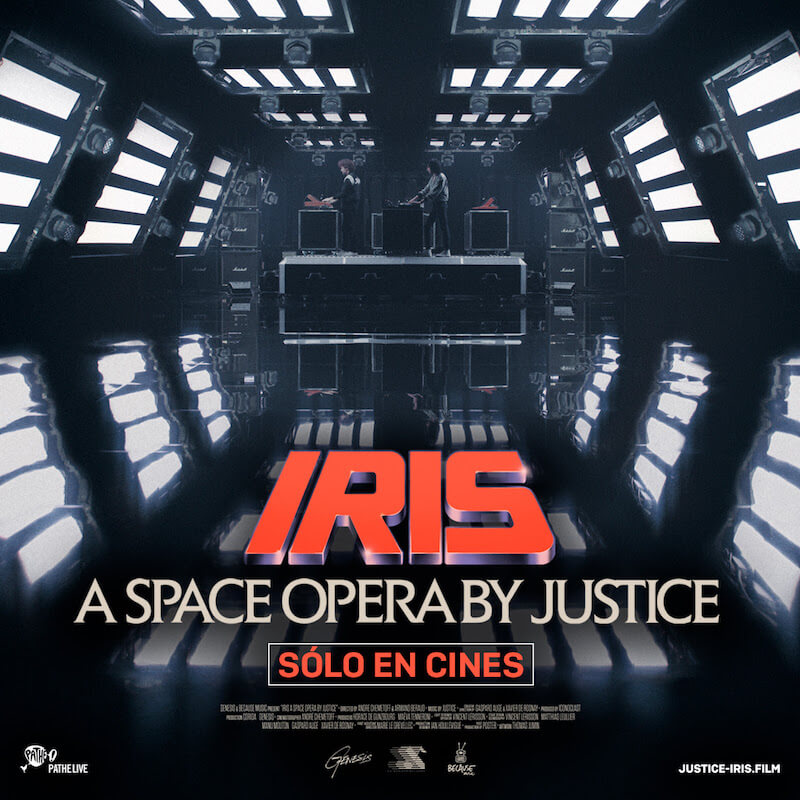 IRIS: A Space Ópera by Justice
