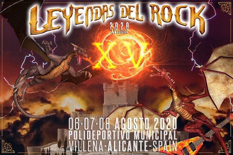 Leyendas del Rock 2020