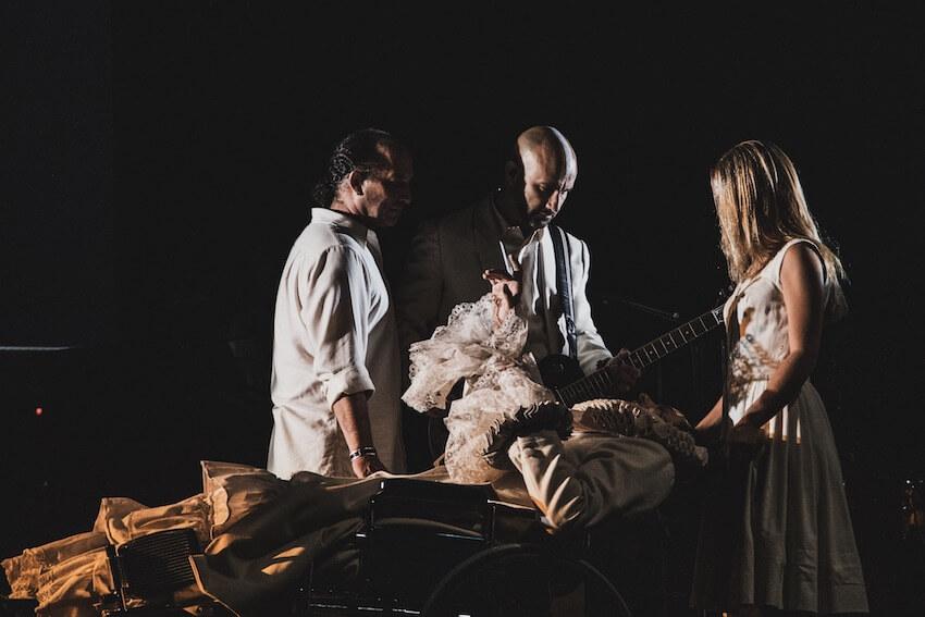 Mastodonte - Teatro Español (Madrid)