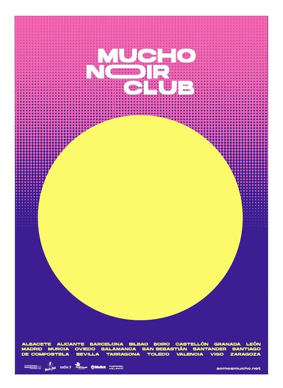 Mucho Noir Club