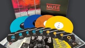 Muse celebra el 20 aniversario de 'Showbiz' con un box set para coleccionistas