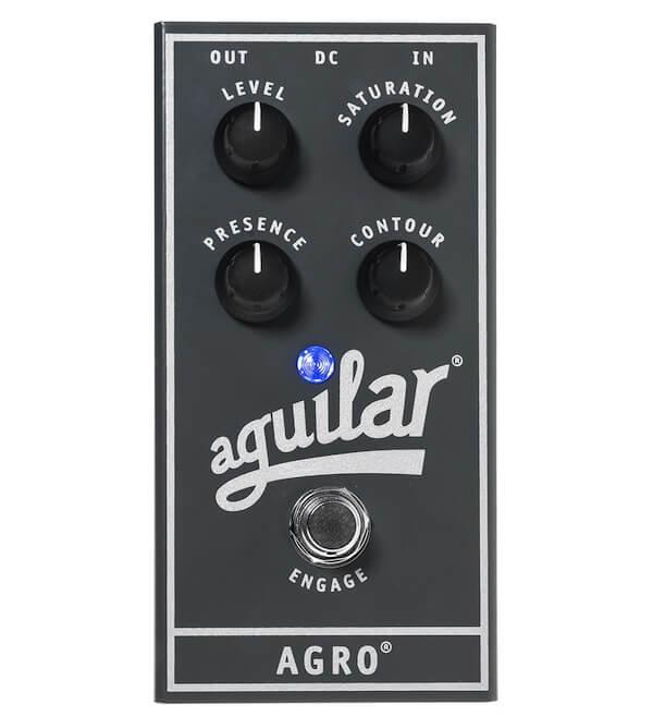 Aguilar Agro - Pedal de efectos para bajo