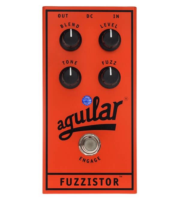 Aguilar Fuzzistor - Pedal de efectos para bajo
