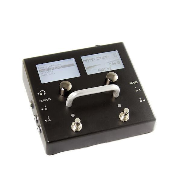 Mod Devices MOD Duo Modular - Pedal de efectos para bajo