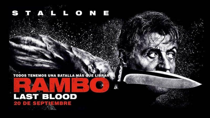Banda Sonora de 'Rambo: Last Blood'