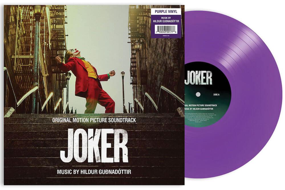 Banda Sonora de Joker en vinilo