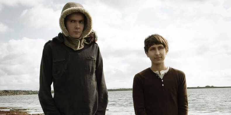Jónsi & Alex Somers