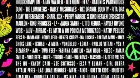 Lollapalooza Argentina 2020 anuncia cartel