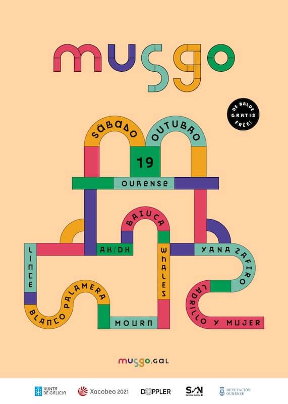 Musgo - Orense