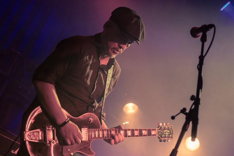 Pixies en Madrid - La Riviera 2019