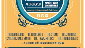 Horarios del Purple Weekend 2019