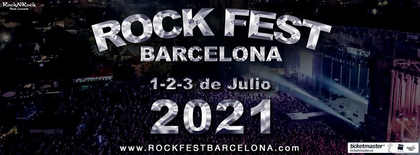 Cartel Rock Fest BCN 2021