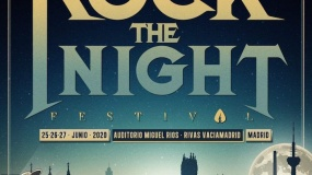 Rock The Night, el nuevo festival de rock de Madrid