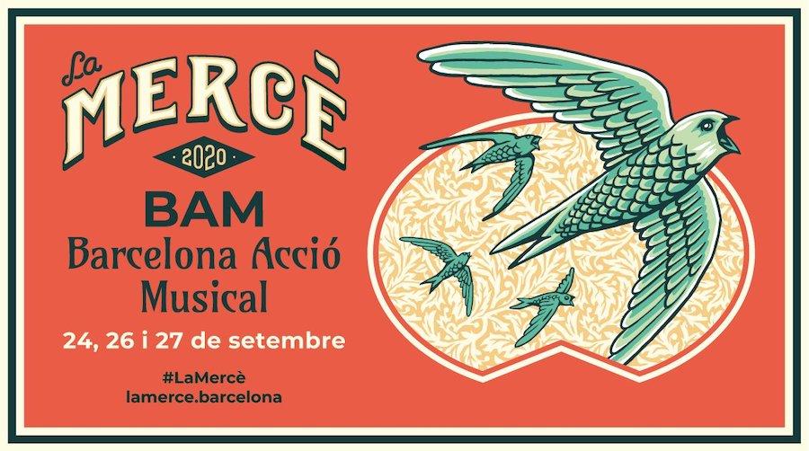 BAM 2020 (Barcelona Acció Musical)