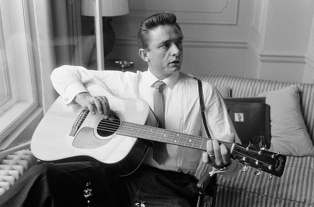 "Documental de Johnny Cash: ""The Gift: The Journey Of Johnny Cash"""