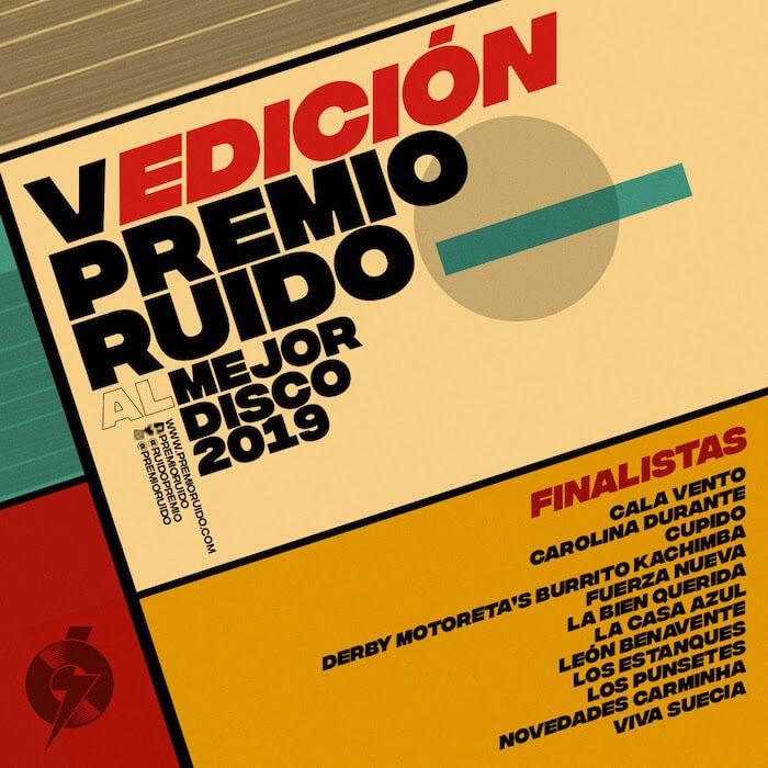 Finalistas de Premios Ruido 2019