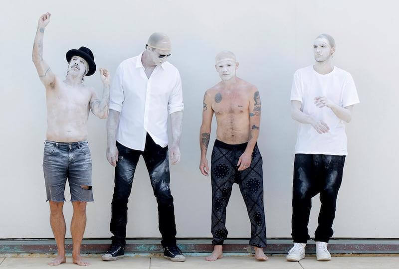 Red Hot Chili Peppers (2020)
