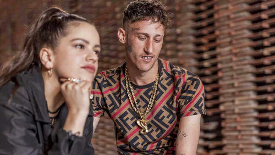 Rosalía y Yung Beef - Play Z