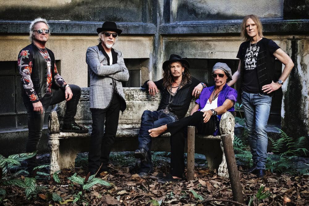 Concierto de Aerosmith en Madrid 2021