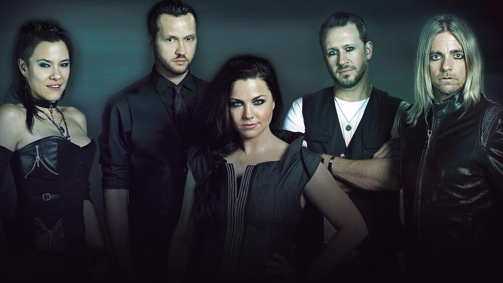 Concierto de Evanescence en Madrid 2020