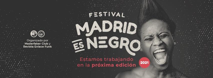 Festival Madrid es Negro 2021